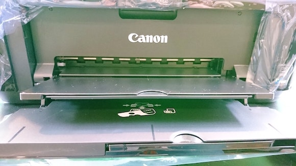 Canon Pixma MG3620 paper tray