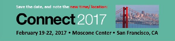 Image:IBM Connect 2017 - my session information