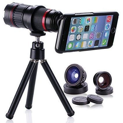 30769ee85029de iPhone Lens Kit Showdown for 6/6S/Plus YOPO vs DAOTS | IdoNotes (and ...
