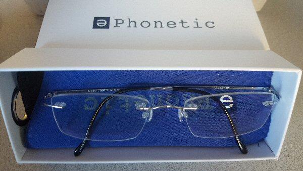 Phonetic Eyewear Simplicity