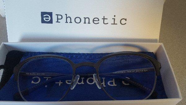 Phonetic Eyewear Miller
